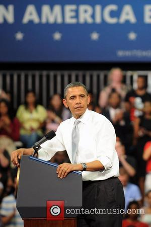 President Barack Obama at Florida Atlantic University to speak about the economy and the Buffet Rule, a principle for fairness...