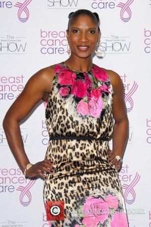 Denise Lewis Breast Cancer Care event at the Grovsenor House Hotel on Park Lane - Arrivals London, England - 03.10.12