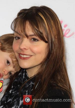 Kate Ford Barbie: A Mermaid's Tale 2- Arrivals London, England - 12.02.12