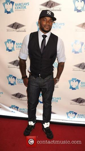 Tyson Beckford The Grand Opening of the 40/40 Club at the Barclays Center - Arrivals Brooklyn, New York - 27.09.12...