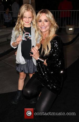 Taylor Armstrong 'Batman Live' World Arena Tour Los Angeles, California - 27.09.12