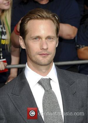 Alexander Skarsgard Battleship premiere at the NOKIA Theatre - arrivals at L.A. LIVE Los Angeles, California - 05.10.12