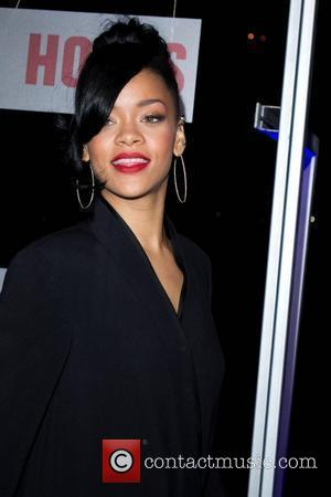 Rihanna The Australian premiere of 'Battleship' held at Luna Park  Sydney, Australia - 10.04.12