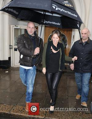 Kimberley Walsh's Packed Schedule Is Driving Her Nuts