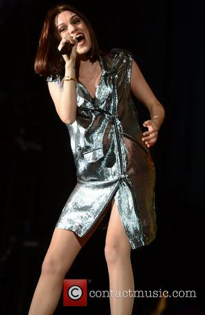Jessie J BBC Radio 2 Live in Hyde Park  London, England- 09.09.12