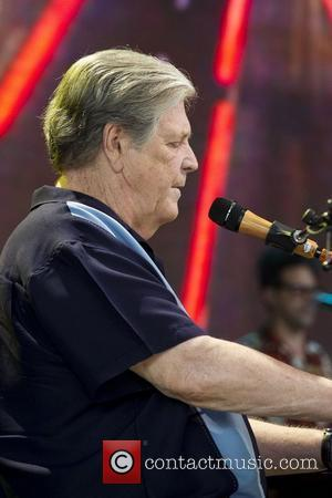 Brian Wilson  The Beach Boys perform at the Molson Canadian Amphitheatre during their 50th Anniversary Celebration tour. Toronto, Canada...