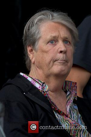Brian Wilson of The Beach Boys   performing live on their 50th anniversary tour at Tradgardsforeningen   Gothenburg,...