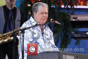 Brian Wilson The Beach Boys perform live in Central Park as part of Good Morning America's Summer Concert Series New...
