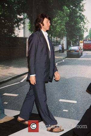 Paul McCartney wax figure Wax figures of The Beatles are unveiled at Madame Tussauds. The unveiling comes days before Paul...