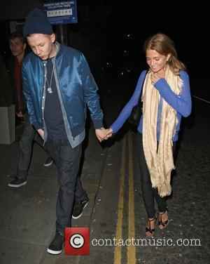 Professor Green Shows Off Millie Mackintosh At 'Made In Chelsea' Screening
