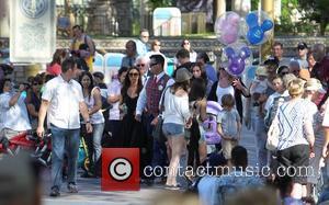 Victoria Beckham and Disneyland