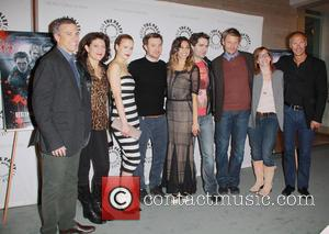 Mark Stern, Amy Aquino, Kristen Hager, Sam Huntington, Meaghan Rath, Sam Witwer, Mark Pellegrino, Anna Fricke and Dave Howe