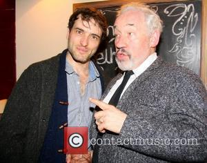 Ed Stoppard and Simon Callow