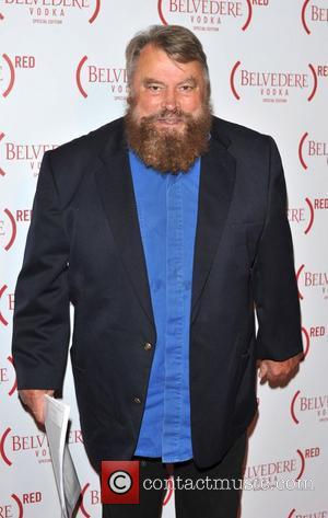 Brian Blessed Belvedere - RED Alternative Carol Service held at The 20th Century Theatre - Arrivals. London, England - 07.12.11