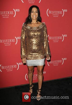 Sheila E. (Belvedere) RED Pre-Grammys Party With Mary J Blige held In Front of Avalon Hollywood, California - 09.02.12