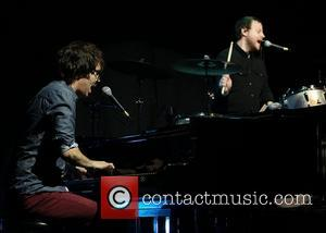 Ben Folds of Ben Folds Five performing at the O2 Brixton Academy. London, England - 04.12.12