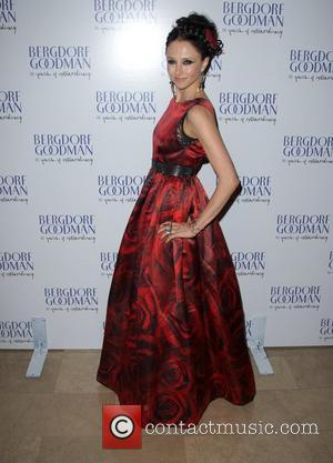 Stacey Bendet Bergdorf Goodman 111th Anniversary held at the Plaza Hotel - Arrivals  New York City, USA 18.10.12