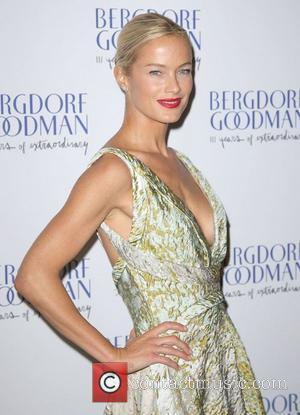 Carolyn Murphy attends the Bergdorf Goodman 111th Anniversary event  New York City, USA 18.10.12
