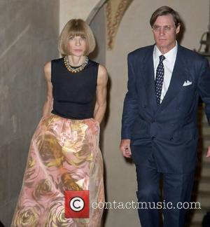 Anna Wintour and John Shelby