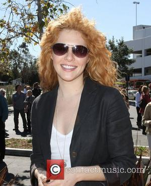 Rachelle Lefevre Best Friends Animal Society Pet Adoption and Spay/Neuter Services Grand Opening held at Northeast Valley Shelter  Los...