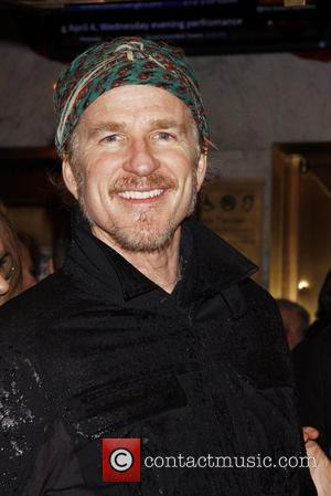 Matthew Modine  Broadway opening night of Gore Vidal's 'The Best Man' at the Gerald Schoenfeld Theatre - Arrivals...