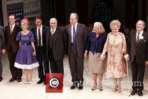 Dakin Matthews, Angela Lansbury, Candice Bergen, Eric Mccormack, James Earl Jones, Jefferson Mays, John Larroquette and Michael Mckean