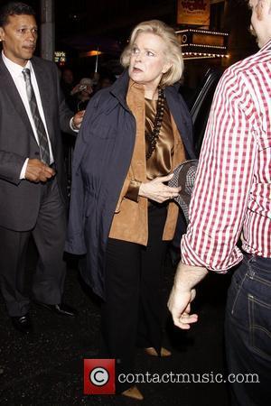 Candice Bergen  Broadway opening night of Gore Vidal's 'The Best Man' at the Gerald Schoenfeld Theatre - Departures...