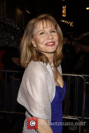 Donna Hanover Broadway opening night of Gore Vidal's 'The Best Man' at the Gerald Schoenfeld Theatre - Departures New York...