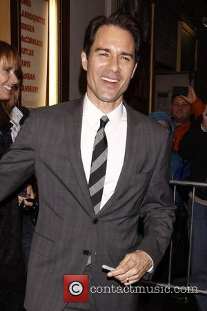 Eric McCormack  Broadway opening night of Gore Vidal's 'The Best Man' at the Gerald Schoenfeld Theatre - Departures...