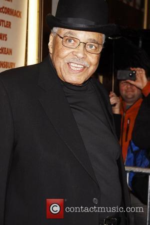 James Earl Jones  Broadway opening night of Gore Vidal's 'The Best Man' at the Gerald Schoenfeld Theatre - Departures...