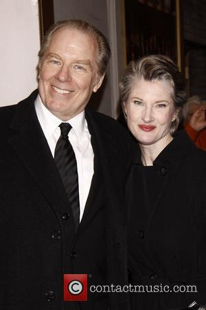 Michael McKean and Annette O'Toole  Broadway opening night of Gore Vidal's 'The Best Man' at the Gerald Schoenfeld Theatre...