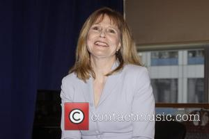 Donna Hanover  Press conference for the Broadway play 'Gore Vidal's The Best Man' held at the New 42nd St...