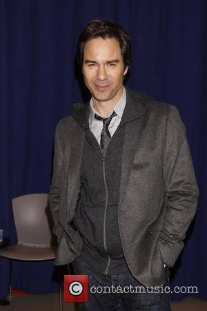 Eric McCormack  Press conference for the Broadway play 'Gore Vidal's The Best Man' held at the New 42nd St...
