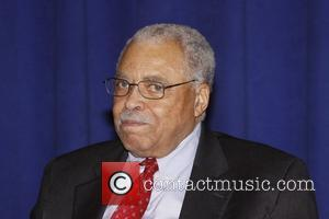 James Earl Jones  Press conference for the Broadway play 'Gore Vidal's The Best Man' held at the New 42nd...