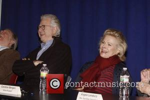 John Larroquette and Candice Bergen  Press conference for the Broadway play 'Gore Vidal's The Best Man' held at the...