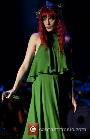 Florence Welch of Florence and the Machine Bestival 2012 held at Robin Hill Country Park - Day Two Isle of...