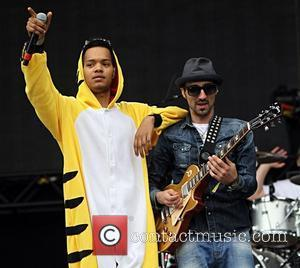 Harley Sylvester Alexander-Sule of Rizzle Kicks Bestival 2012 held at Robin Hill Country Park - Day Four Isle of Wight...