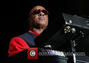 Stevie Wonder   Bestival 2012 held at Robin Hill Country Park - Day Four Isle of Wight - 09.09.12