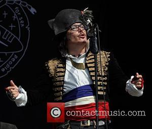 Adam Ant and The Good, The Mad and The Lovely Posse Bestival 2012 held at Robin Hill Country Park -...