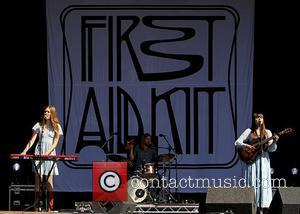 First Aid Kit  Bestival 2012 held at Robin Hill Country Park - Day Two Isle of Wight - 07.09.12