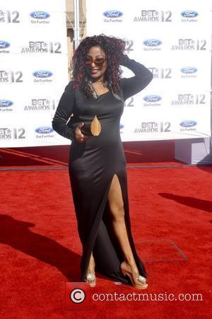 Chaka Khan ,  The BET Awards 2012 - Arrivals Los Angeles, California - 01.07.12