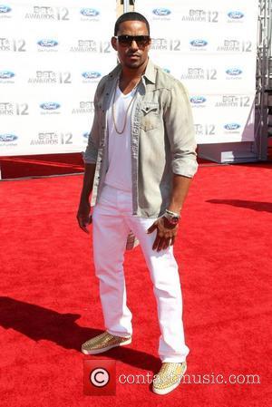 Laz Alonso 2012 BET Awards - Arrivals held at The Shrine Auditorium Los Angeles, California - 01.07.12