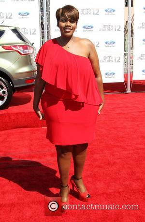 Kelly Price 2012 BET Awards at The Shrine Auditorium - Arrivals Los Angeles, California - 01.07.12