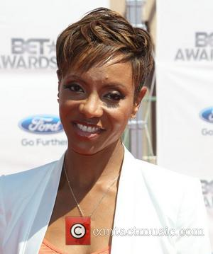 MC Lyte 2012 BET Awards at The Shrine Auditorium - Arrivals Los Angeles, California - 01.07.12
