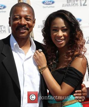 Skye Townsend, Robert Townsend 2012 BET Awards at The Shrine Auditorium - Arrivals Los Angeles, California - 01.07.12