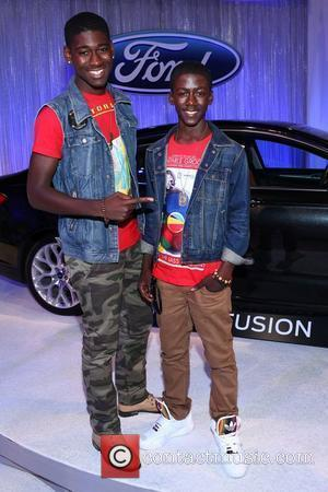 Kwesi Boakye and Bet Awards