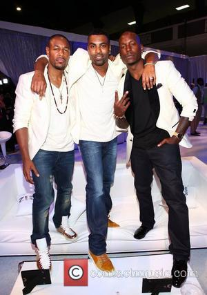 Ginuwine, Tyrese and Bet Awards