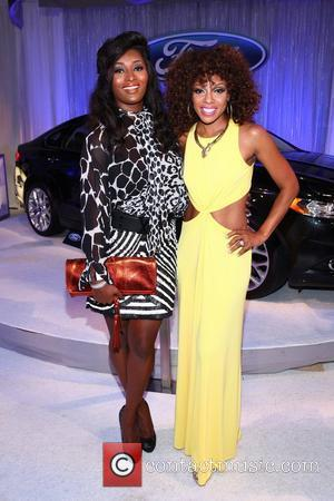 Toccara Jones, Wendy Raquel Robinson and Bet Awards