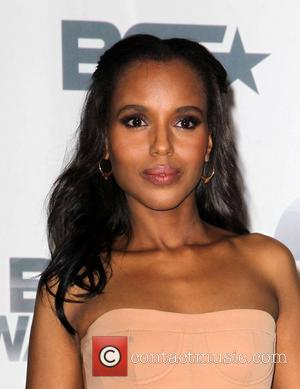 Kerry Washington and Bet Awards