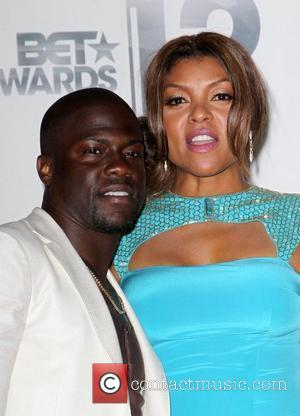 Kevin Hart, Taraji P Henson and Bet Awards